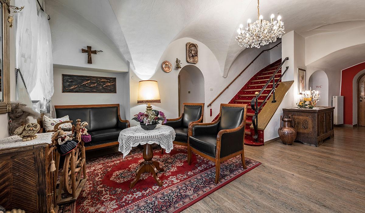 L'hotel con fascino e storia